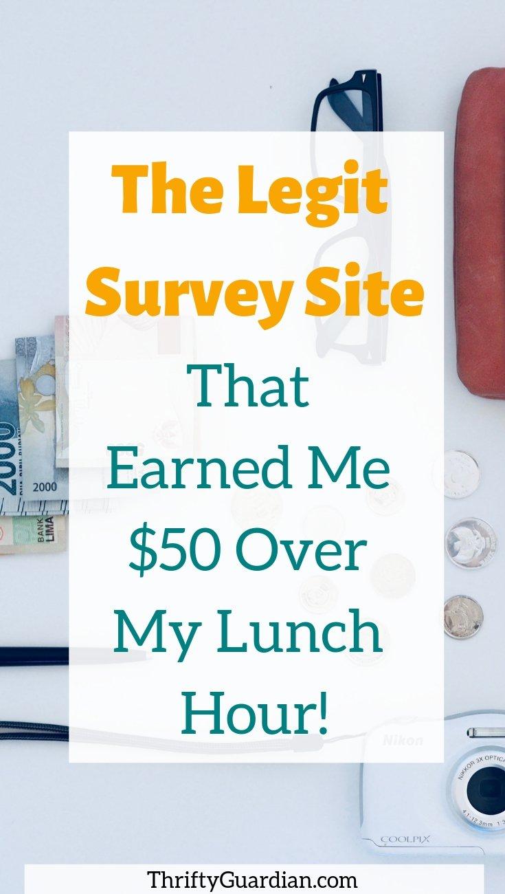 legit survey site inboxdollars review