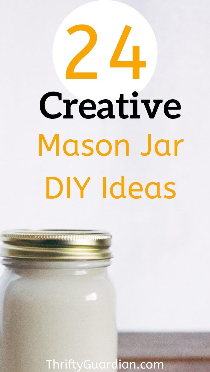 Mason jar diy ideas