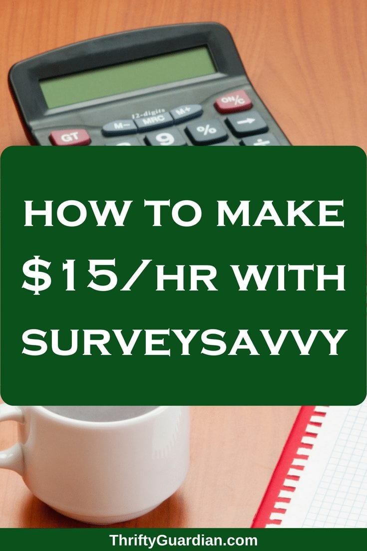 Finally - a survey site that actually works! Survey Savvy is a great way to make money online and is a survey site that pays!