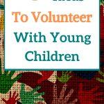 ideas to get kids into volunteering