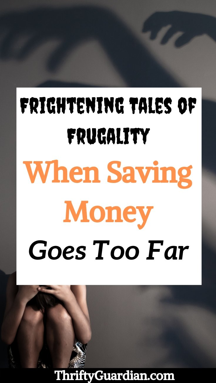 spooky stories on saving money