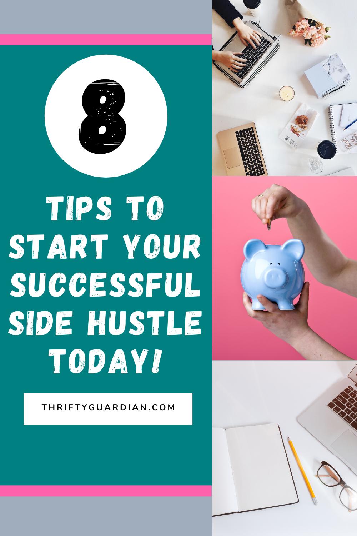 how to start side hustle