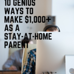 work from home ideas for a stay at home parent