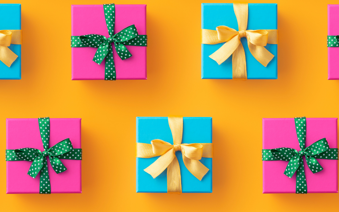 Why You Need to Stockpile Presents for Your Kids