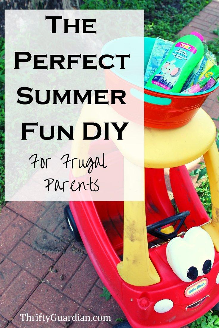 summer fun diy idea