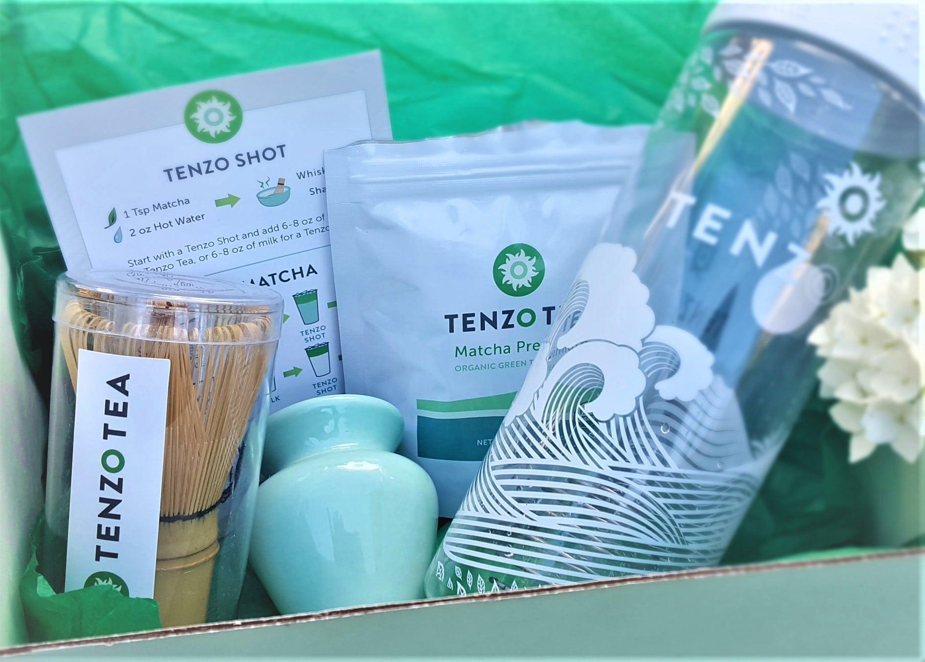 tenzo tea
