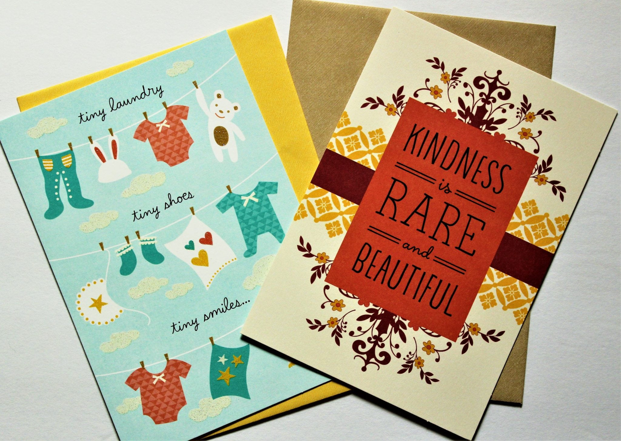 dollar tree greeting cards