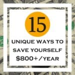 save money and time management tips
