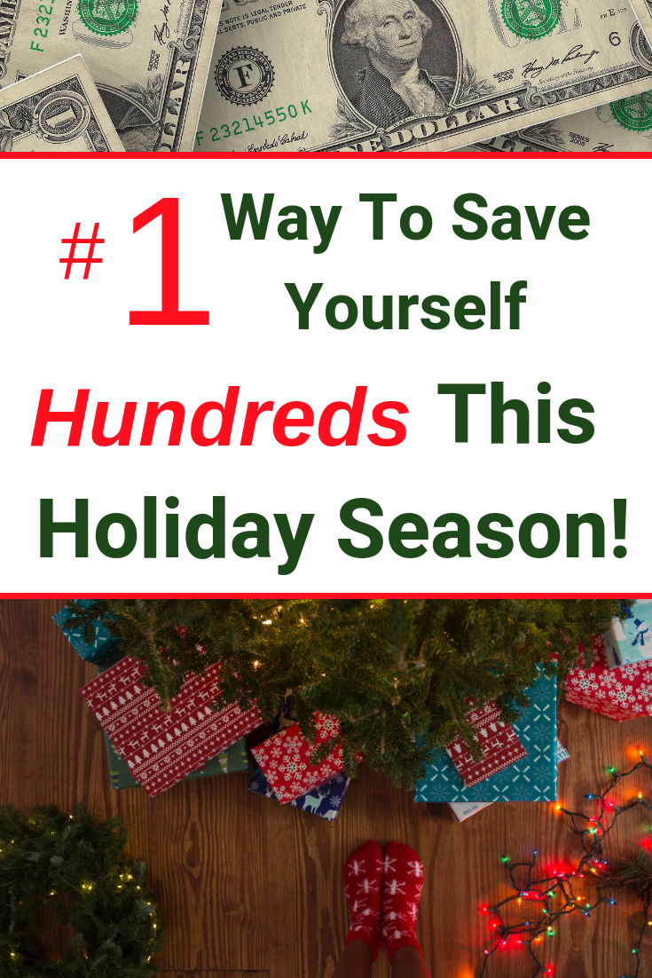 Save money on Christmas by implementing this one smart trick that can literally save you hundreds of dollars, even after the holiday season!