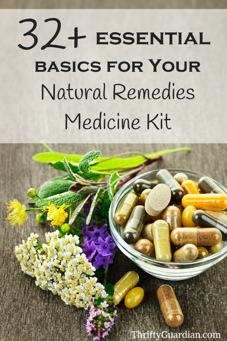 DIY home natural remedies to help families stay healthy and avoid getting sick