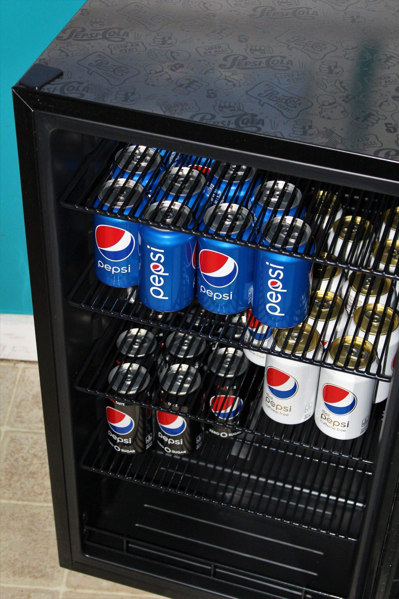 Pepsi Beverage Fridge