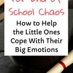 preschool graduation transition help