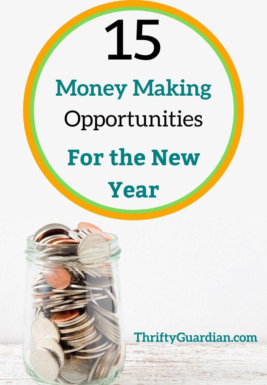 making money new year