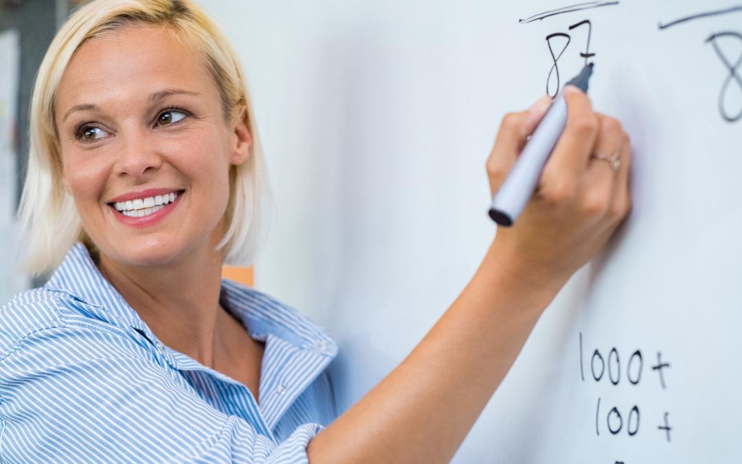 Teach Kindergarten Math Online
