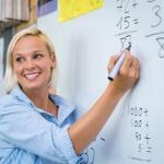 teach math kindergarten