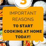 save money cook at home