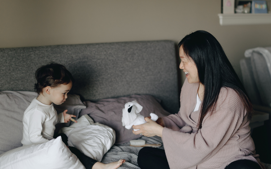 Bedtime Bonding Questions to Ask Your Kids